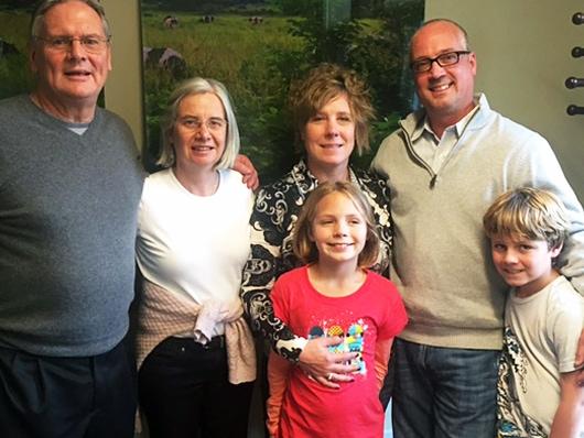 The Begin Family - Innkeepers